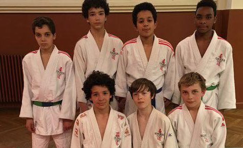 club judo paris 6